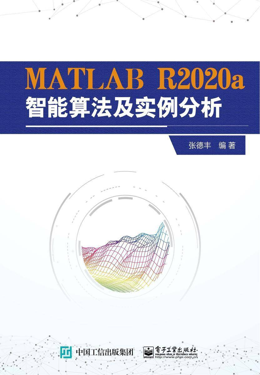 MATLAB R2020a智能算法及实例分析