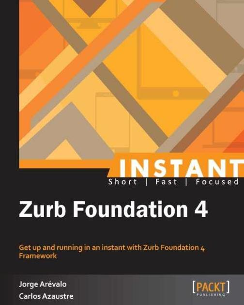 Instant Zurb Foundation 4 Starter