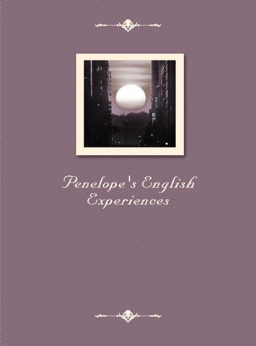 Penelope's English Experiences