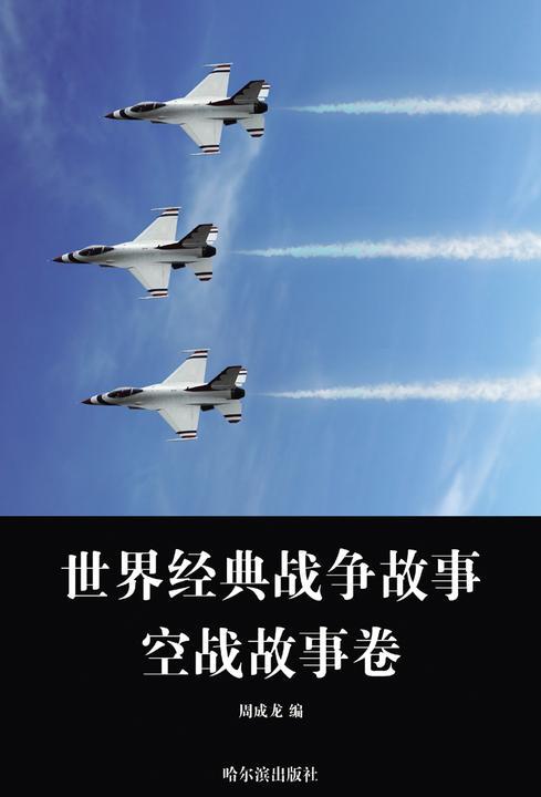世界经典战争故事·空战故事卷