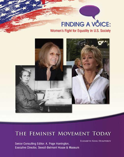 The Feminist Movement of Today