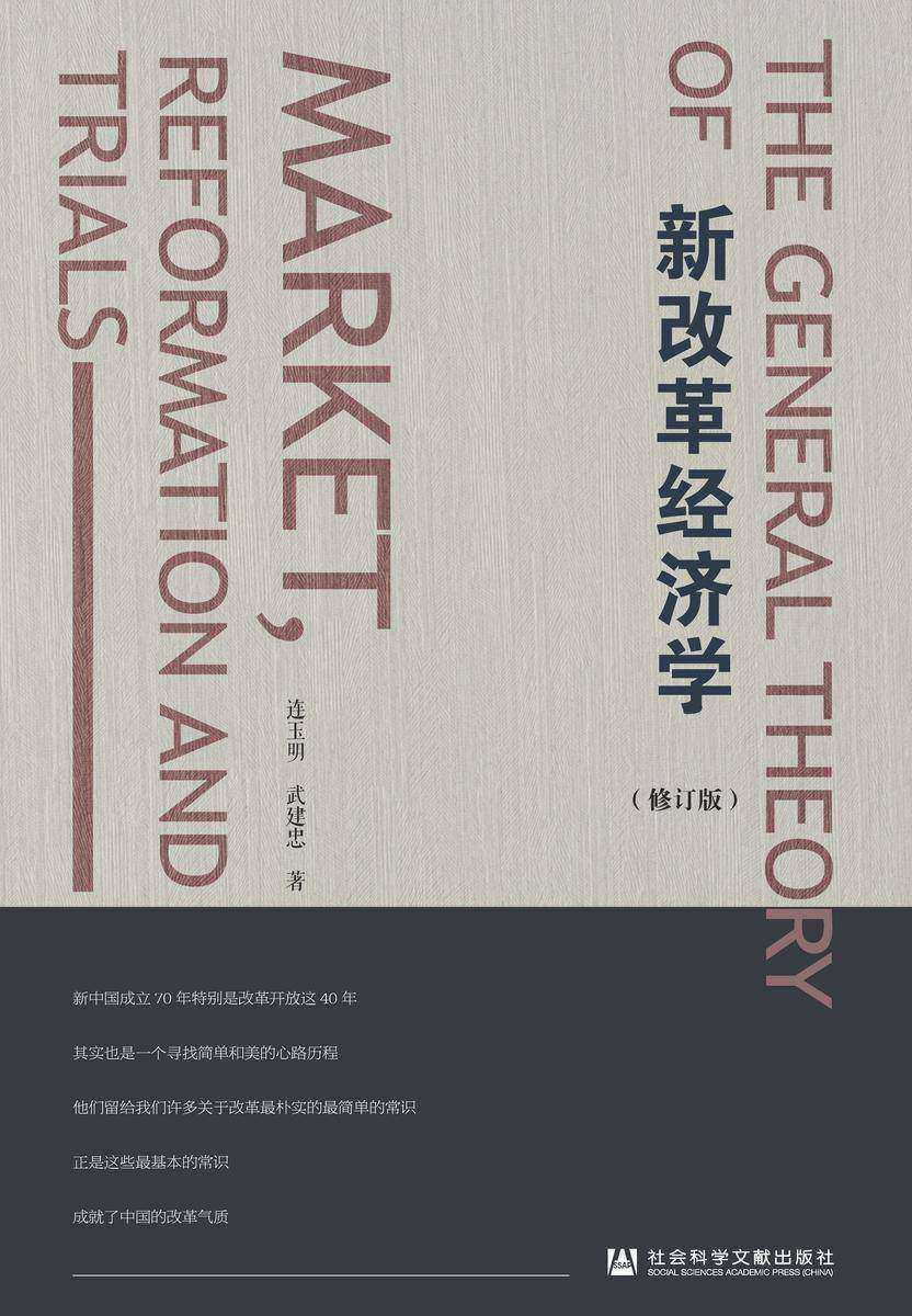 新改革经济学(修订版)
