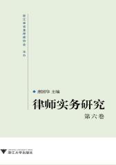 律师实务研究.第6卷