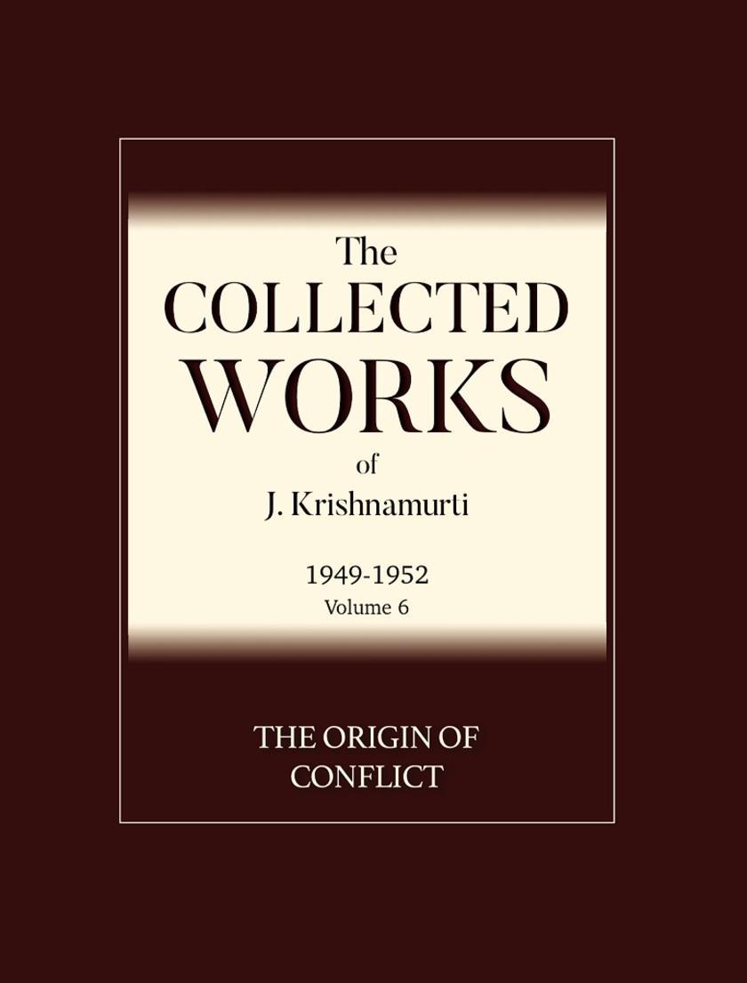 The Origin of Conflict