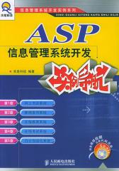 ASP信息管理系统开发实例导航(仅适用PC阅读)