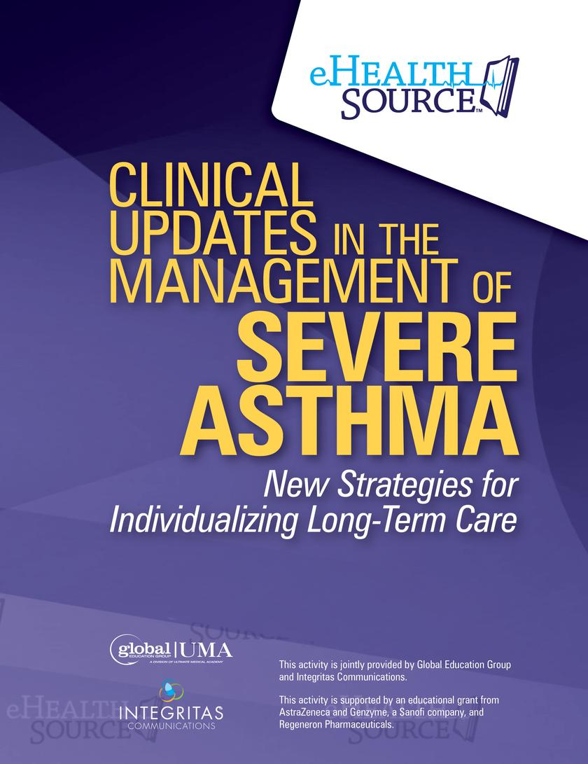 Clinical Updates in the Management of Severe Asthma