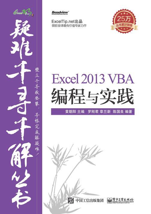 Excel 2013 VBA编程与实践