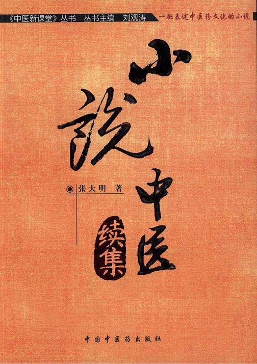 小说中医续集