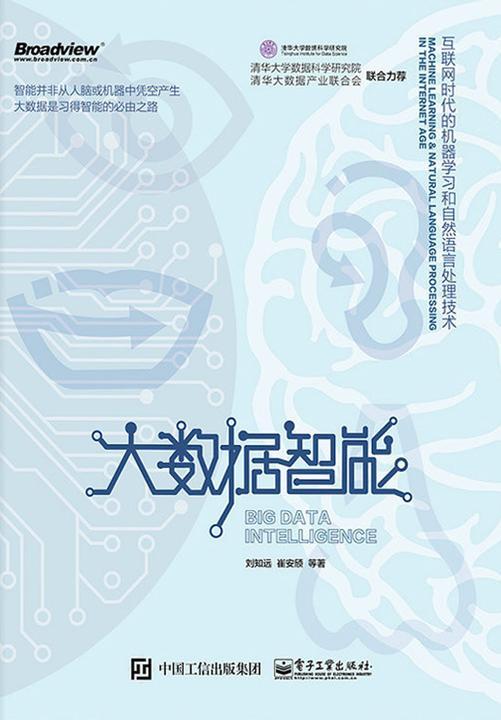 大数据智能——互联网时代的机器学习和自然语言处理技术