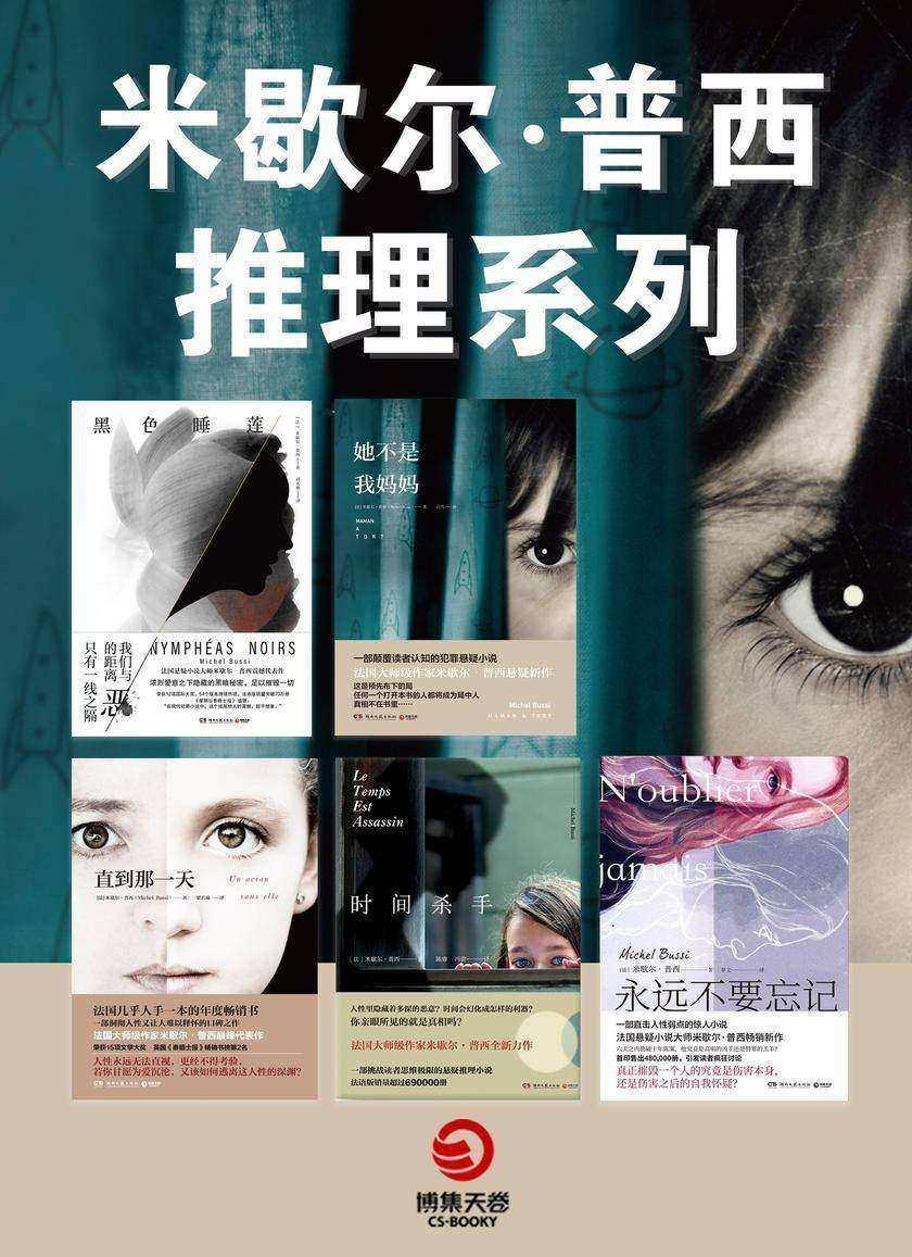 法国的东野圭吾:米歇尔·普西推理系列(全5册)