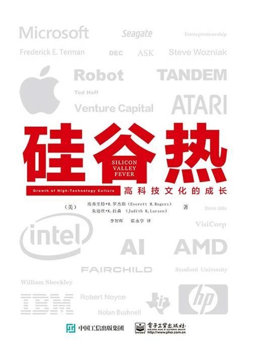 硅谷热:高科技文化的成长