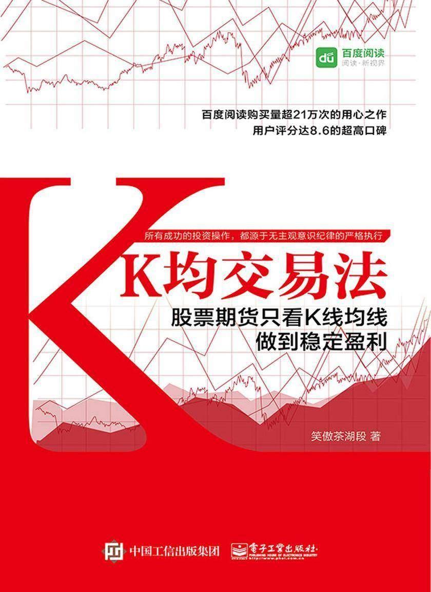 K均交易法:股票期货只看K线均线做到稳定盈利