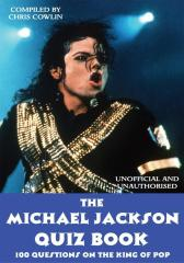 Michael Jackson Quiz Book