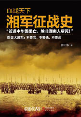 血战天下:湘军征战史