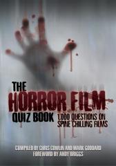 Horror Film Quiz Book