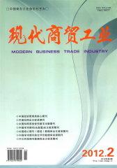 现代商贸工业 半月刊 2012年02期(电子杂志)(仅适用PC阅读)
