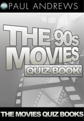90s Movies Quiz Book