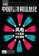 中国经济和信息化 半月刊 2011年19期(电子杂志)(仅适用PC阅读)