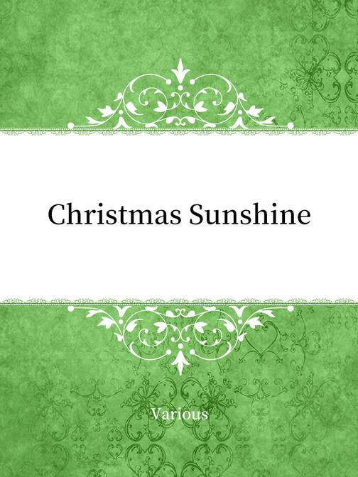 Christmas Sunshine