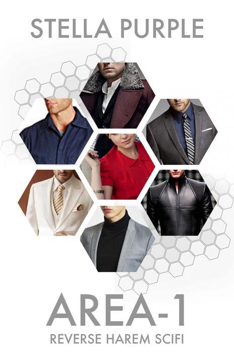 Area-1 (Vol. 1): Reverse Harem Sci-fi