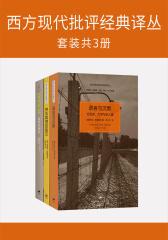 西方现代批评经典译丛(套装共3册)
