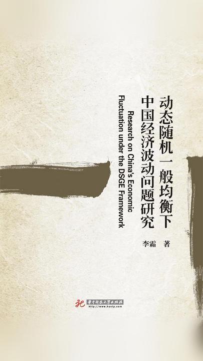 动态随机一般均衡下中国经济波动问题研究