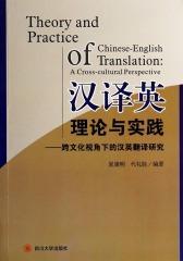 汉译英理论与实践