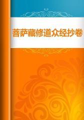菩萨藏修道众经抄卷第十二