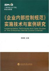 《企业内部控制规范》实施技术与案例研究(仅适用PC阅读)