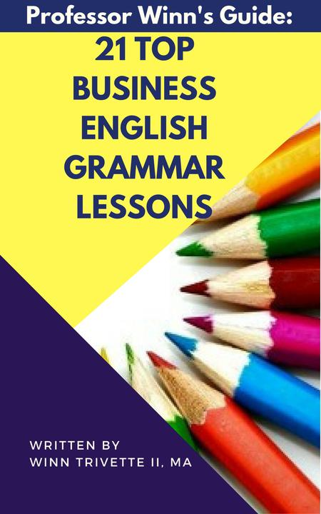 21 Top Business English Grammar Lessons