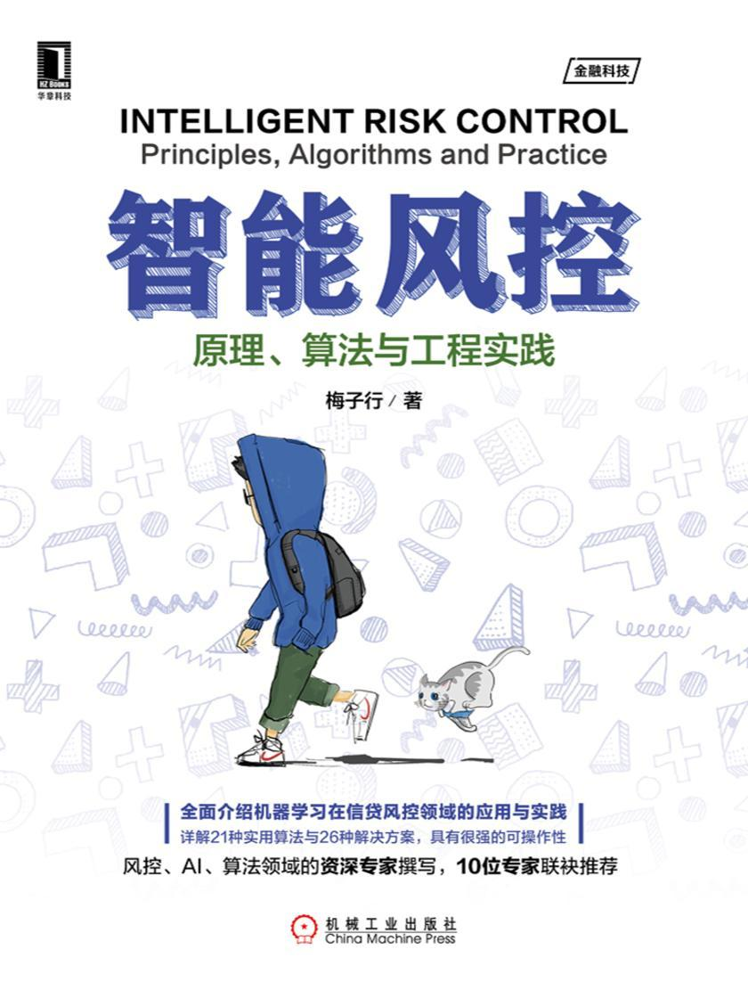 智能风控:原理、算法与工程实践
