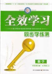 全效学习系列丛书:数学·华东师大版·九年级(上)(仅适用PC阅读)