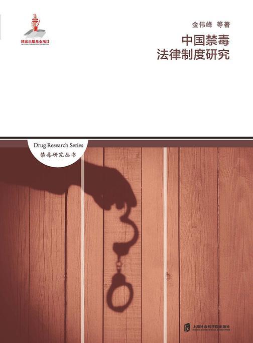 中国禁毒法律制度研究