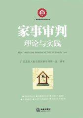 家事审判理论与实践