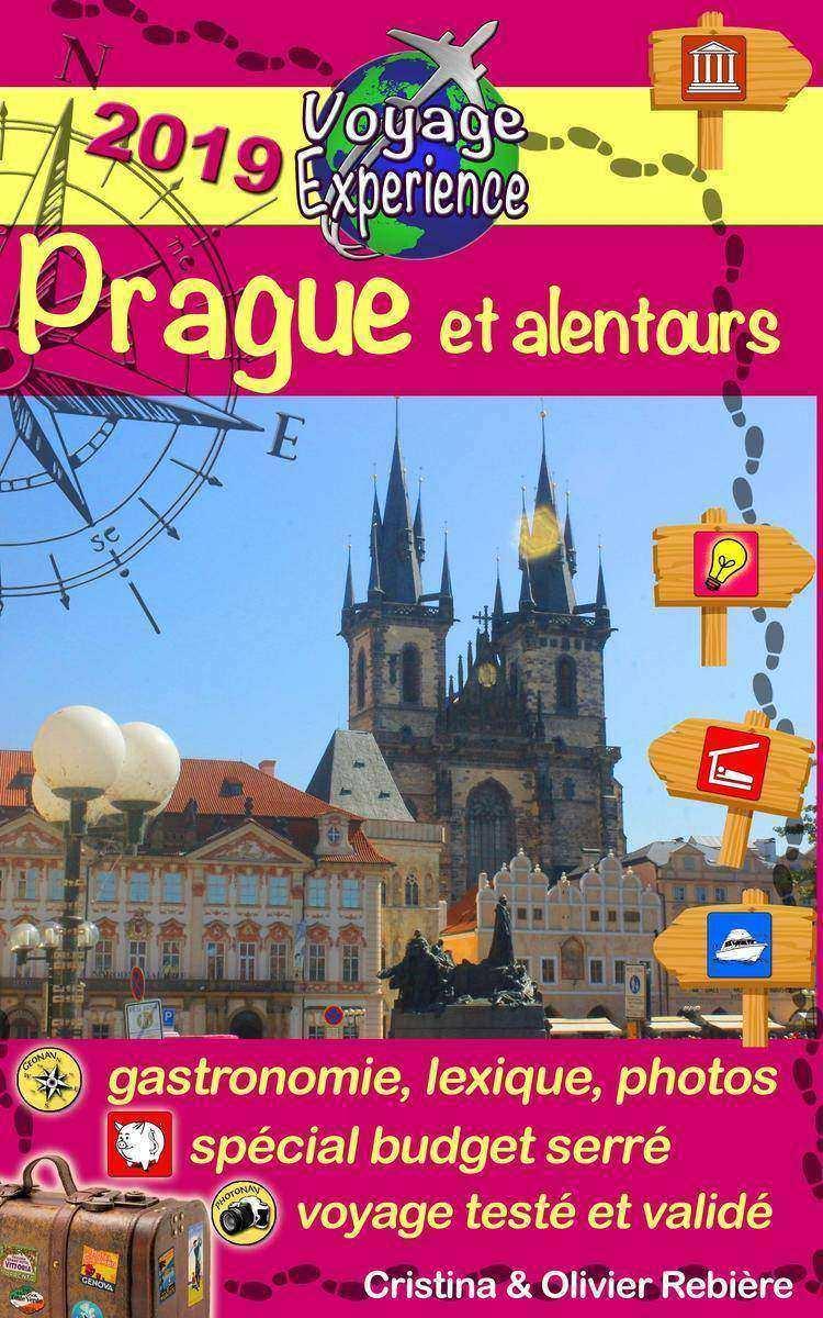 eGuide Voyage: Prague et alentours: Découvrez la perle de la Tchéquie et de l'Eu