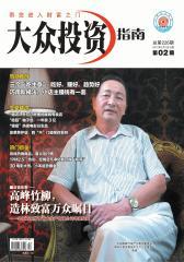 大众投资指南 月刊 2012年02期(电子杂志)(仅适用PC阅读)