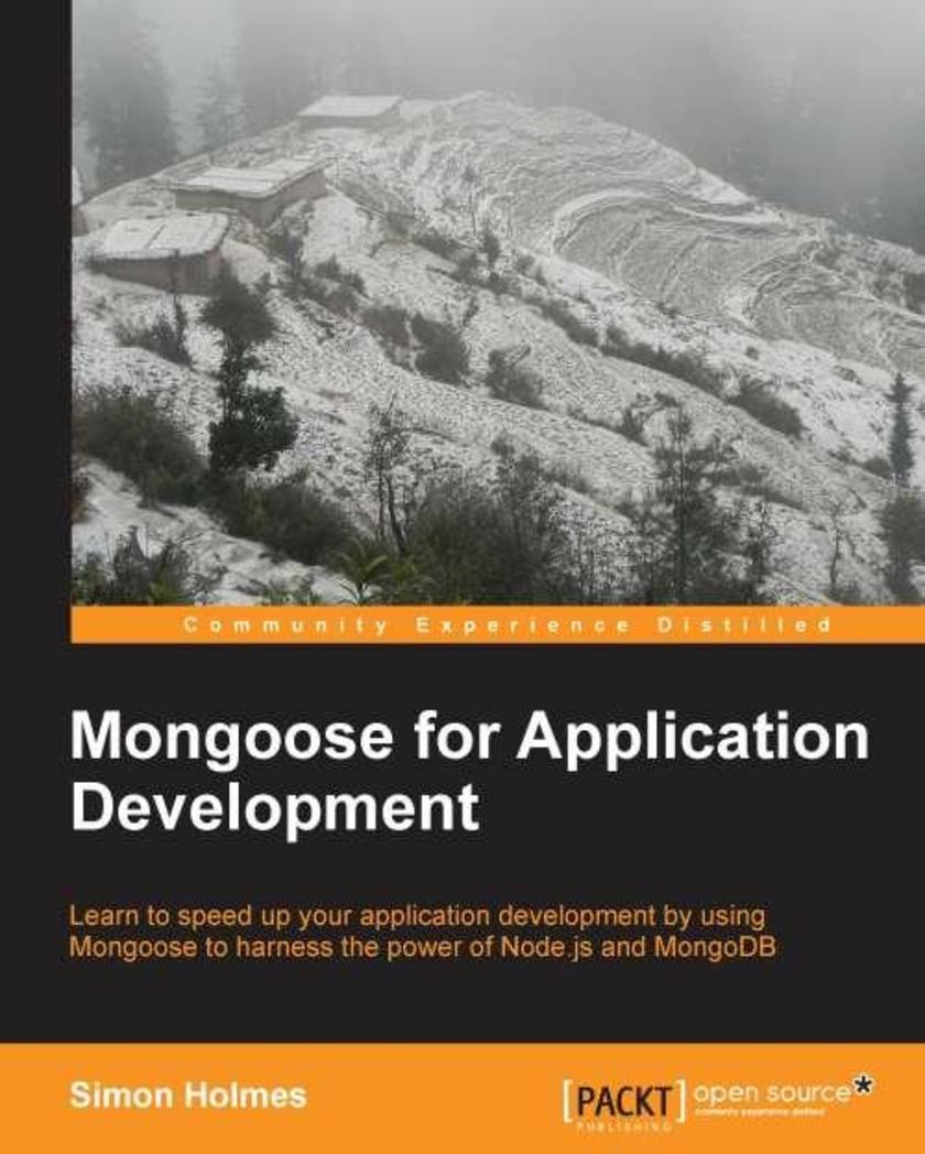 Mongoose for Application Development
