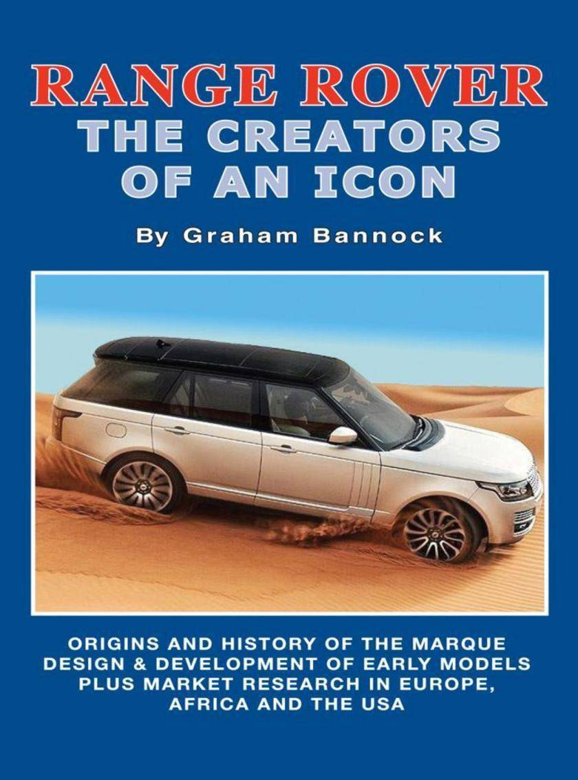Range Rover The Creators of an Icon