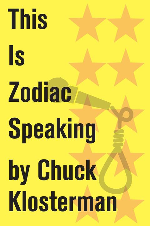 This Is Zodiac Speaking