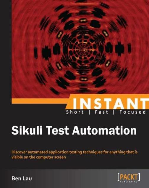 Instant Sikuli Test Automation