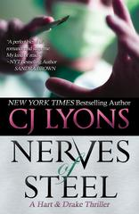 NERVES OF STEEL: A Hart and Drake Thriller