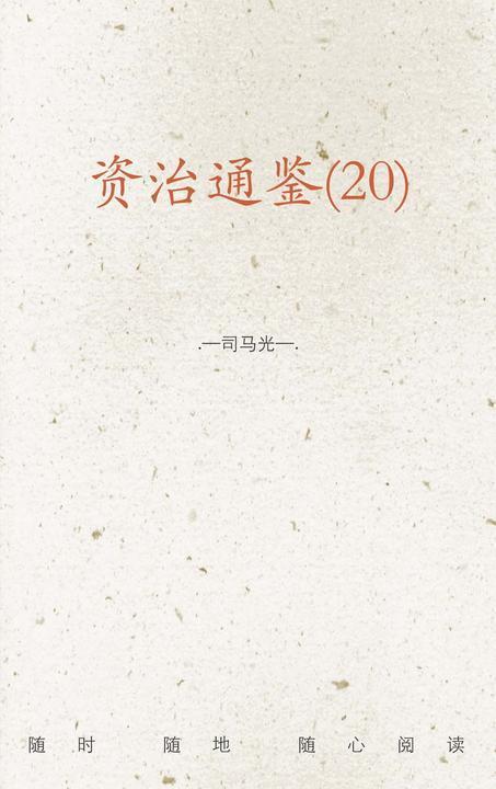 资治通鉴(20)