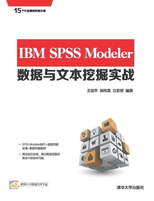 IBM SPSS Modeler数据与文本挖掘实战