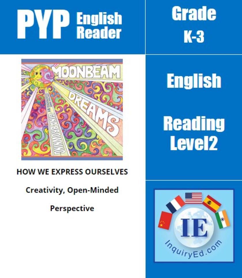 PYP: Reader-2- Bedtime Dreams & Imagination Moonbeam Dreams