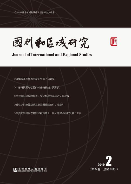国别和区域研究(第4卷/2019年第2期/总第8期)
