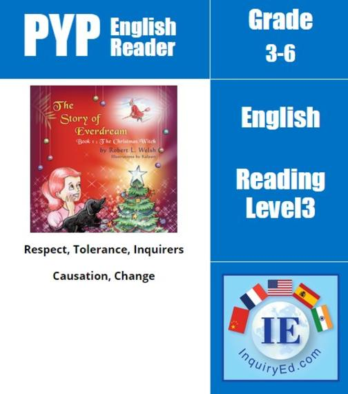 PYP: Reader-2-Magical Christmas Fairy Tale The Story of Everdream