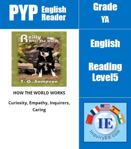PYP: Reader-3-Hurricane Katrina, Storm Survival Reilly After The Storm