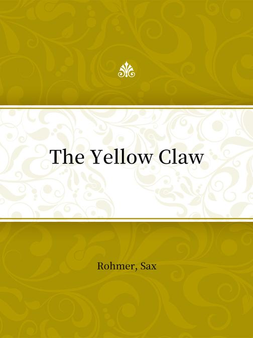 The Yellow Claw
