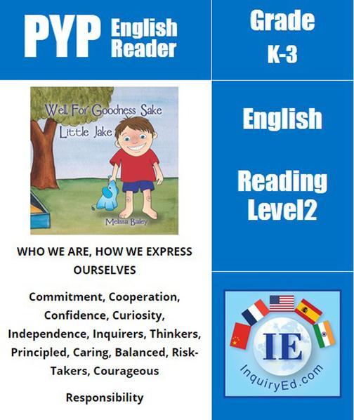 PYP: Reader-1-Listening, ADHD, Problem Solving Well, For Goodness Sake Little Ja