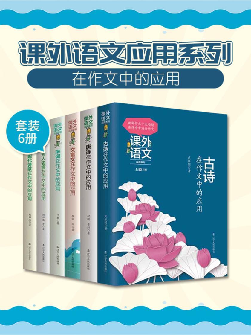 课外语文应用系列—在作文中的应用(套装6册)